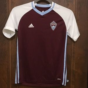 Colorado Rapids (youth) practice jersey